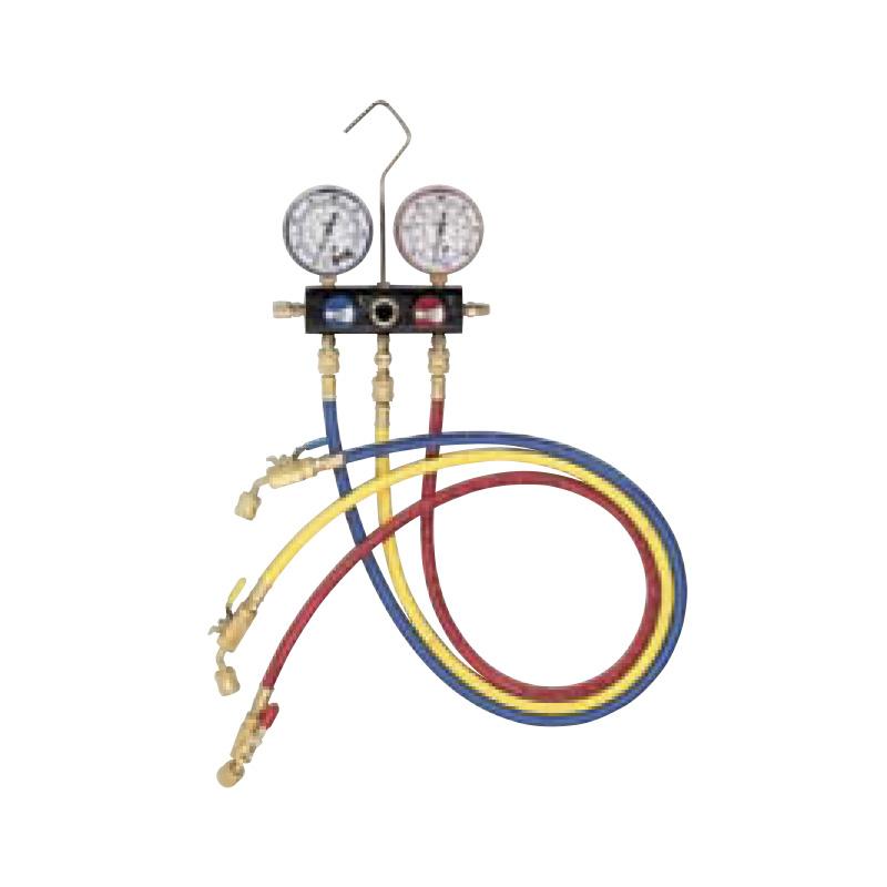 Вспомогательное оборудование фото 1 : манометрический коллектор refco bm2-3-ds-r410a от официального представителя